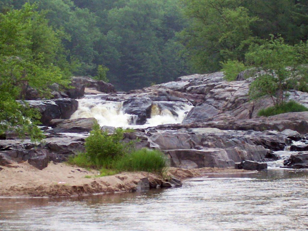 big falls park