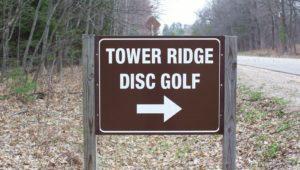 tower golf
