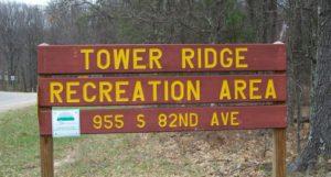 tower ridge rec